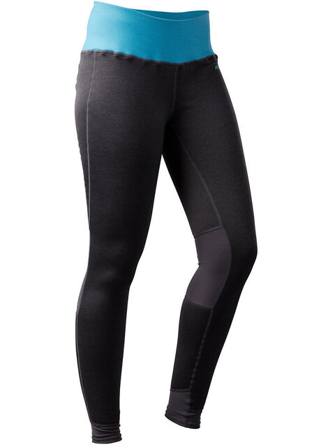 NRS H2Core Expedition Weight Pants Women Charcoal Heather